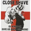 Close Shave - Oi! kinnock Give Us Back Our Rose CD