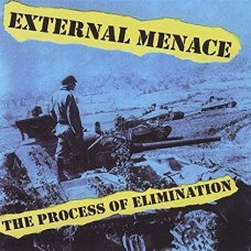 External Menace - The Process Of Elimination CD