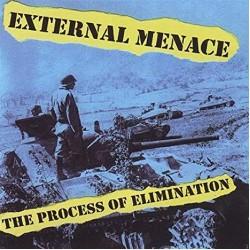 External Menace - The Process Of Elimination CD