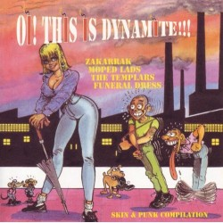 Oi! This is Dynamite - CD sampler