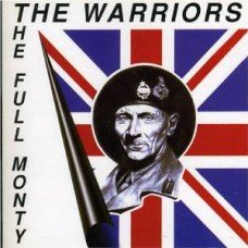 The Warriors - The Full Monty _ rare and unreleased bous songs CD Digipack