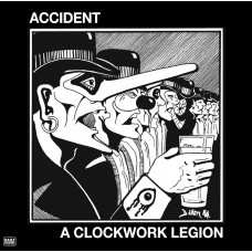 "Accident - A Clockwork Legion 12"" LP Black Vinyl"