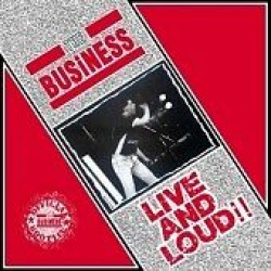 The Business - Live And Loud CD