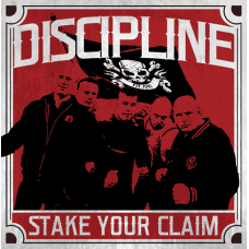 "Discipline - Stake Your Claim 12"" LP"