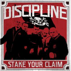 "Discipline - Stake Your Claim 12"" LP"