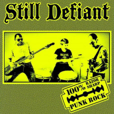 Still Defiant - S/T CD (Super Jewel Case)