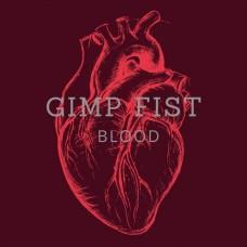 "Gimp Fist - Blood 12"" LP (Red vinyl) not in stock till 5th August"