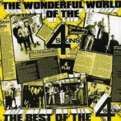 4-Skins - The Wonderful World... Best of The 4-Skins CD Digipack