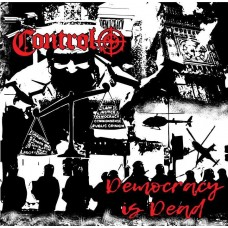 Control - Democracy Is Dead CD