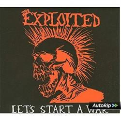The Exploited - Let`s Start a War CD Digipack