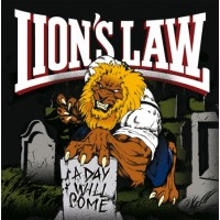 Lions Law - A Day Will Come CD Digipack