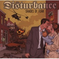 Disturbance - Shades Of Fear CD
