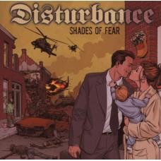 Disturbance - Shades Of Fear CD