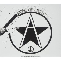 Icons Of Filth - The Mortarhate Projects CD