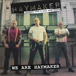 Haymaker - We Are Haymaker CD