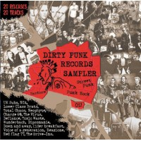 Dirtypunk Records CD Sampler