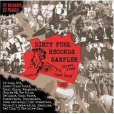 Dirtypunk Records CD Sampler