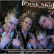 Punk Shit #3 - Various Artists  CD