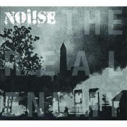 "Noi!se - The Real Enemy 12"" LP White Vinyl"