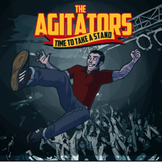 The Agitators - Time to Take a Stand CD
