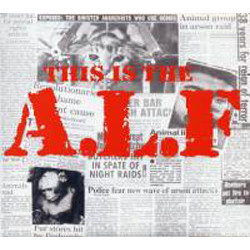 Various Punk - This Is The A.L.F. CD Digipack