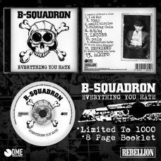 B Squadron - Everything You Hate CD