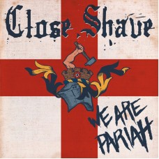 "Close Shave - We Are Pariah 12"" LP Gold Vinyl"