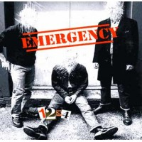 "Emergency - 1234....12"" G/F 25 copies mail order only white vinyl(15/06/16)"