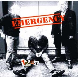 "Emergency - 1234....12"" LP (ltd gatefold)"