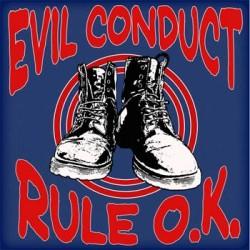 Evil Conduct - Rule Ok CD