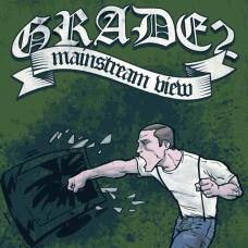 "Grade 2 - Mainstream View 12"" LP Bone colour vinyl"