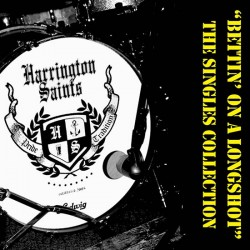 Harrington Saints - The Singles Collection CD Digipack