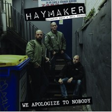 "Haymaker - We Apologize To Nobody 12"" LP  (Black Vinyl)"