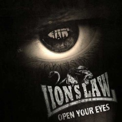 Lions Law - Open Your Eyes - CD