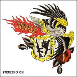 Noi!se - Pushing On CD Digipack(back in stock NOW!)
