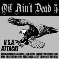 Oi! Aint Dead Vol 5 CD