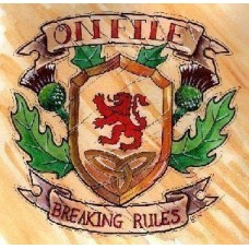 On File - Breaking Rules CD