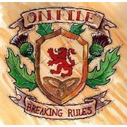 On File - Breaking Rules CD