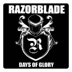 Razorblade - Days of Glory CD