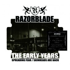 Razorblade - The Early Years CD