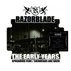 Razorblade - The Early Years CD