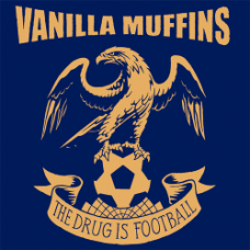 Vanilla Muffins - The Drug is Football CD (lim 300) D2 series #034