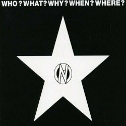 Various Punk - Who? What? Why? When? Where? CD Digipack