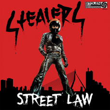 STEALERS - Street Law CD Digipack (300 handnumbered copies)