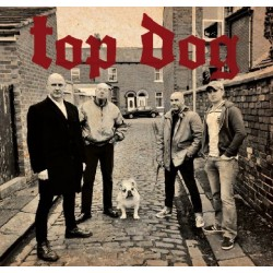 Top Dog - S/T CD 2nd pressing with five  added bonus tracks