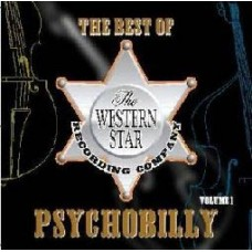 Best Of Western Star Records Psychobilly Vol 1 CD