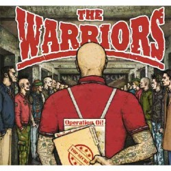 The Warriors - Operation Oi! CD Digipack