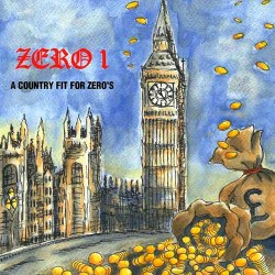 Zero 1 - A Country Fit For Zeros CD