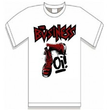 The Business - Oi! T Shirt