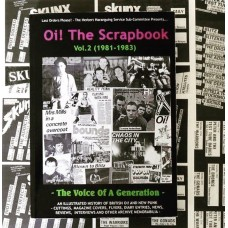 Oi! The Scrapbook Vol 2 + A3 Poster